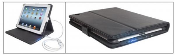 Чехол Props Power Case продлит время работы iPad
