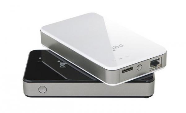 PQI Air Bank 6W31– портативный NAS и точка доступа