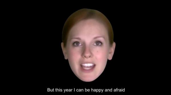 Ученые создали электронную голову, способную выражать эмоции
