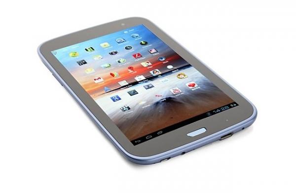 Hyundai T7S — обновленный четырехъядерный Android-планшет