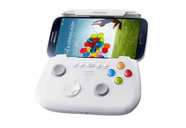 Игровой контроллер Samsung Galaxy S4 Game Pad доступен для предзаказов