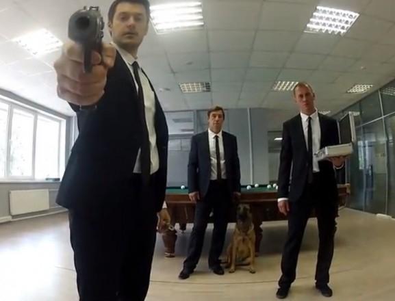 Безумный побег из офиса – 2