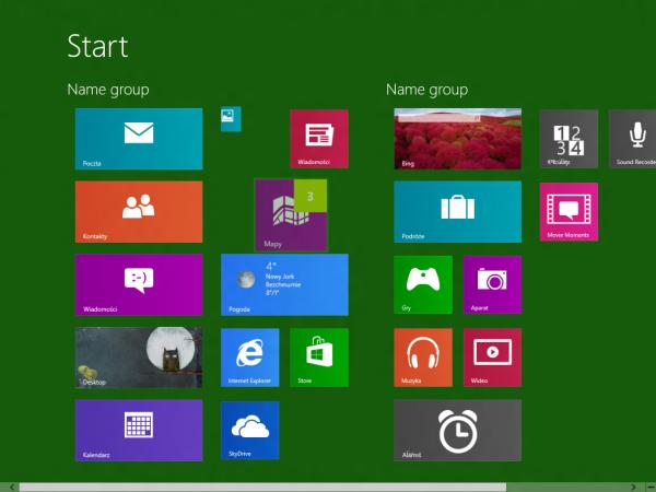 Windows Blue: видео-превью и скриншоты «следующего» Windows