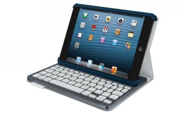 Logitech Keyboard Folio – чехол с клавиатурой для iPad и iPad Mini