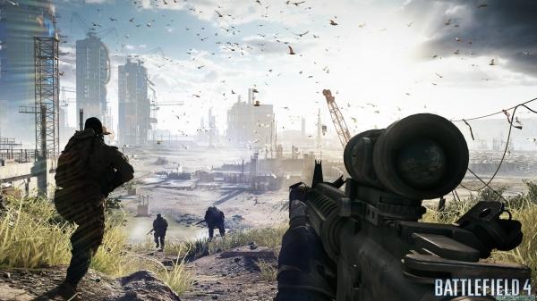 Официальный анонс Battlefield 4 и 17-минут игрового видео