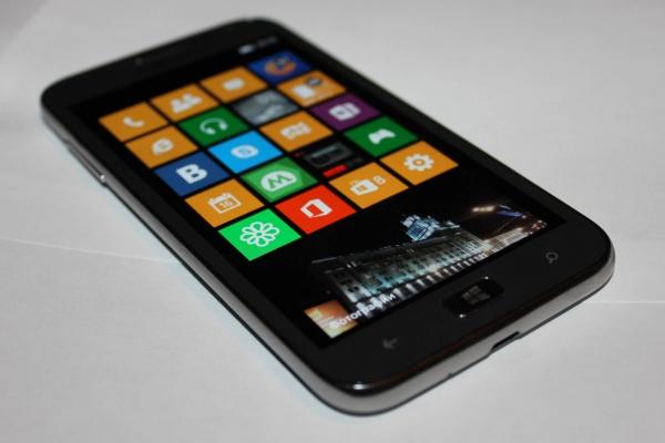 Samsung ATIV S – полный обзор мощного и стильного флагман на WP8