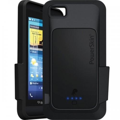 Первый чехол с дополнительным аккумулятором для BlackBerry Z10