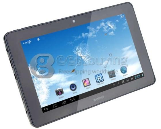 Ainol Novo 7 Crystal 2 – четырехъядерный планшет за 100 $
