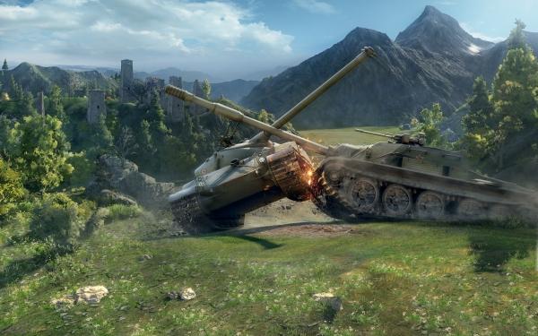 World of Tanks придет на мобильные телефоны