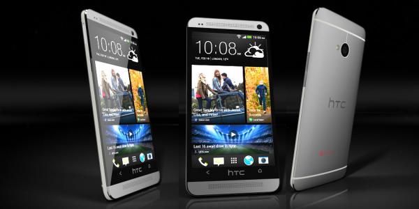 Начались продажи HTC One