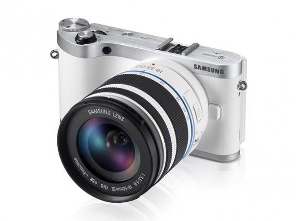 Samsung выпустила новую 2D/3D фотокамеру
