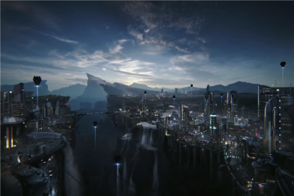 Infiltrator: потрясающее техно-демо Unreal Engine 4