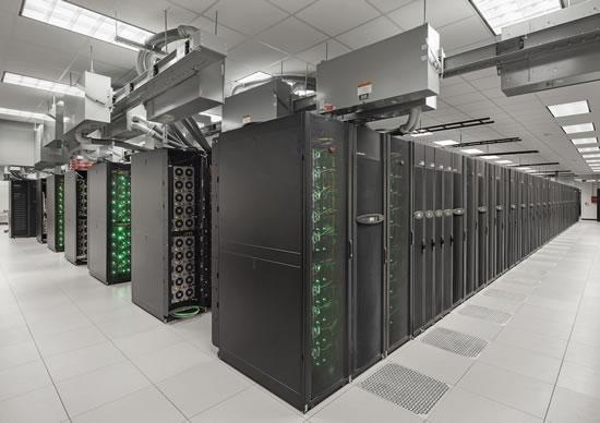 Техасский суперкомпьютер Stampede