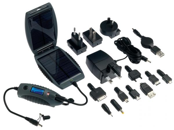 Солнечная батарея и зарядка Powermonkey Explorer