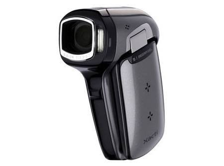 Sanyo Xacti CG9 – новая цифровая камера формата MPEG-4