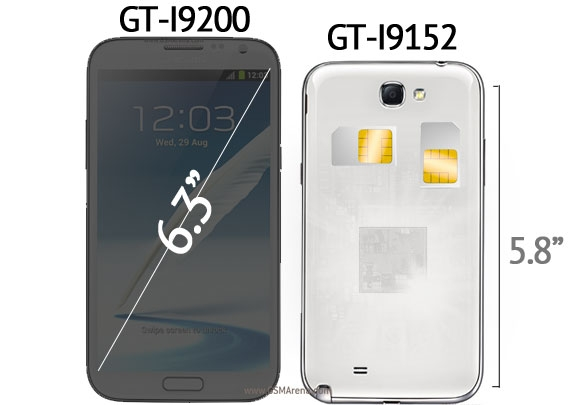 Недорогие смартфоны Samsung с огромными дисплеями