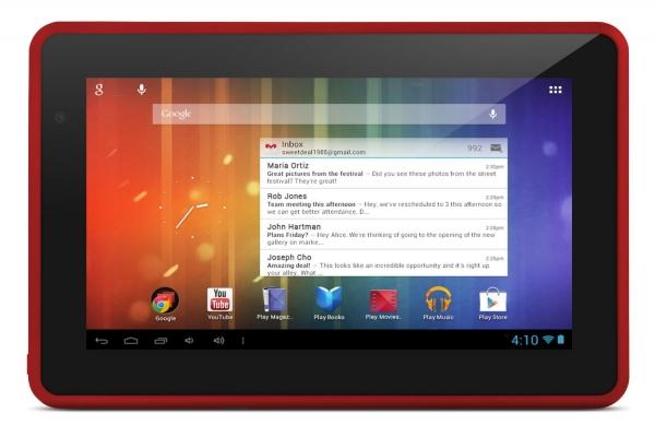 Планшет Ematic Genesis Prime с Android Jelly Bean за 80 $