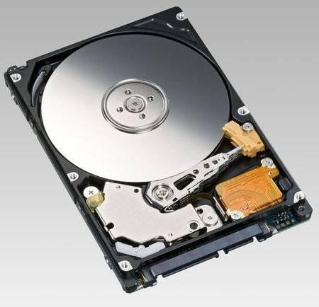Fujitsu MHZ2 BJ – 320-гигабайтные диски для ноутбуков
