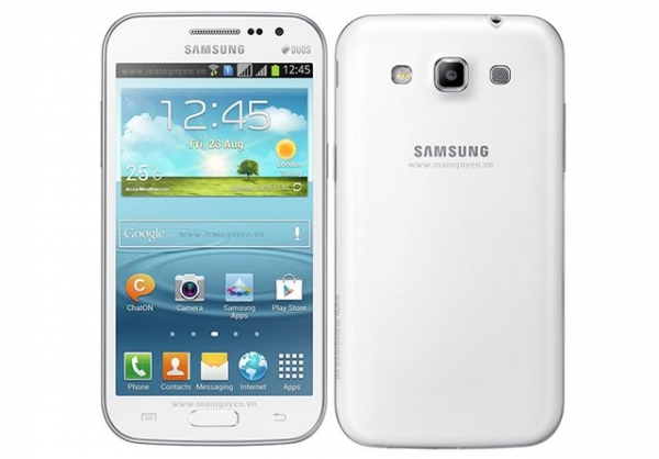 Samsung представила три новых двухсимочника