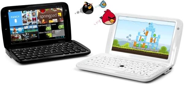 Семидюймовые Android-нетбуки GoNote Mini за 99 фунтов
