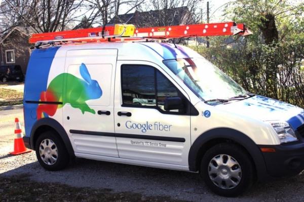 Google случайно опубликовал новость о следующем городе проекта Fiber