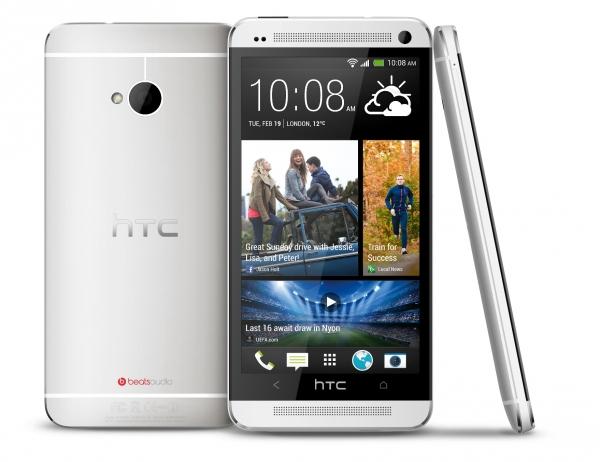 HTC One. Флагман HTC теперь доступен и в России