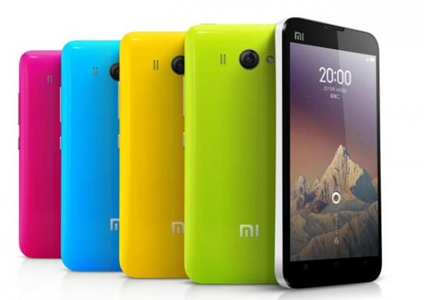 Высокопроизводительный Android-смартфон Xiaomi Mi2S