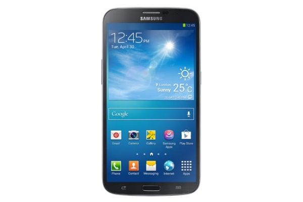 Официальный анонс смартфона Samsung Galaxy Mega