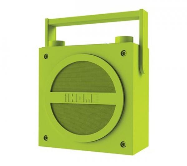 Яркая портативная беспроводная аудиосистема от iHome