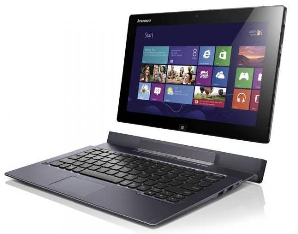 Гибридный планшет Lenovo ThinkPad Helix доступен для предзаказов