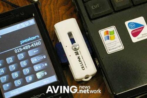Cellink T – больше, чем просто USB-флешка