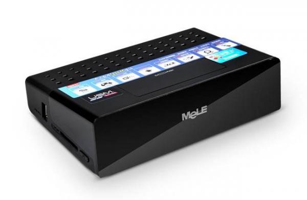 Mele A1000G — телеприставка с ОС Android