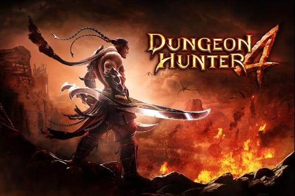 Dungeon Hunter вернулся