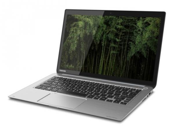 Новые ультрабуки Toshiba KIRAbook