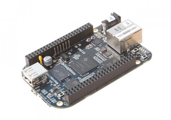 BeagleBone Black — Linux-мини-ПК за 45 $