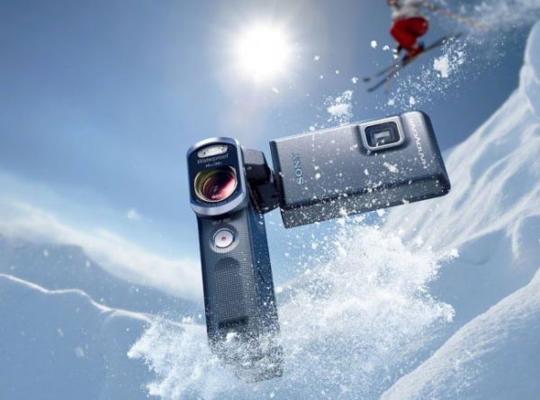 Водонепроницаемая видеокамера Sony HDR-GW66VE