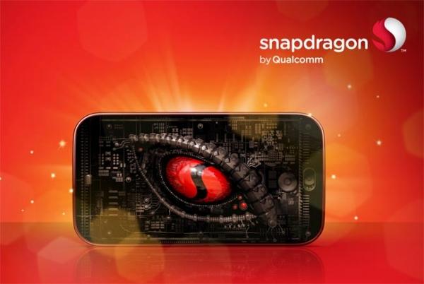 Производство процессора Qualcomm Snapdragon 800 начнется в мае