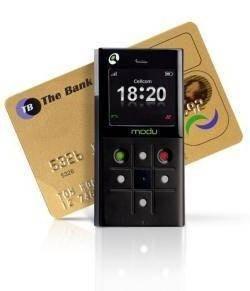 Modu – самый легкий в мире сотовый телефон