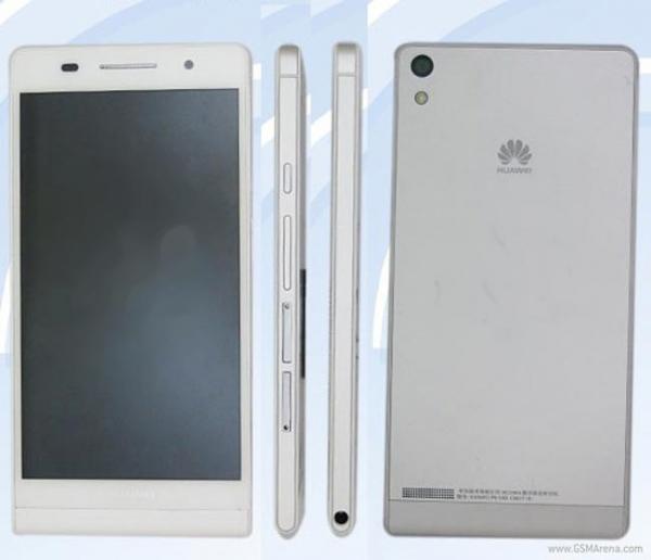 Слухи о смартфоне Huawei P6-U06