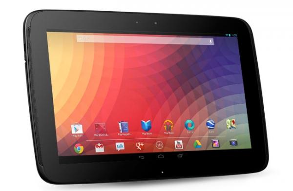 Google работает над планшетам Nexus 11 (слухи)