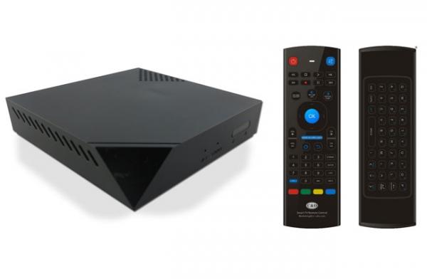 Little Black Box — медиацентр на базе XBMC