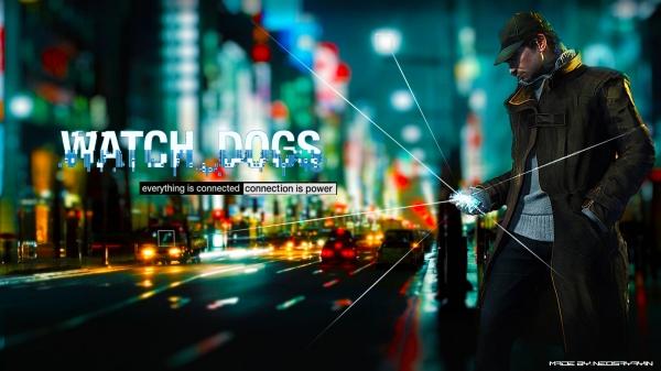 Свежий мега-трейлер Watch Dogs и дата выхода игры