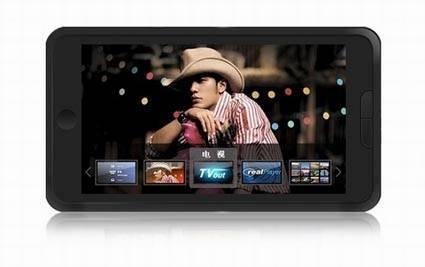 Onda VX767 – улучшенный клон iPod Touch