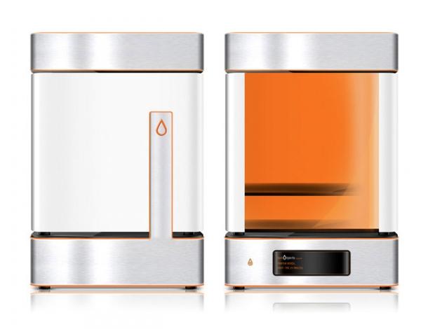 ProDesk3D — первый в мире полноцветный 3D-принтер