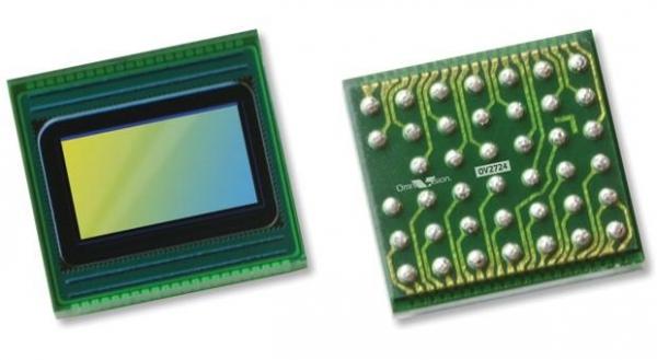 Сенсор Omnivision OV2724 позволит снимать 1080p-видео фронтальным камерам