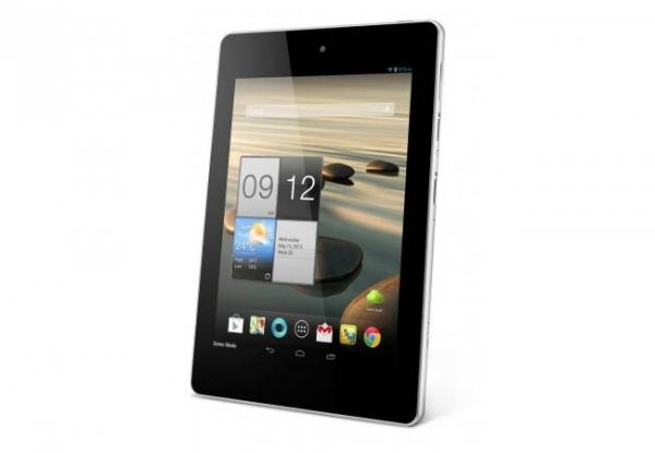 Анонс планшета Acer Iconia A1