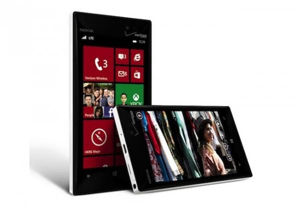 Спецификации смартфона Nokia Lumia 928