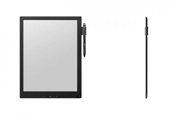 Прототип e-Ink-планшета от Sony
