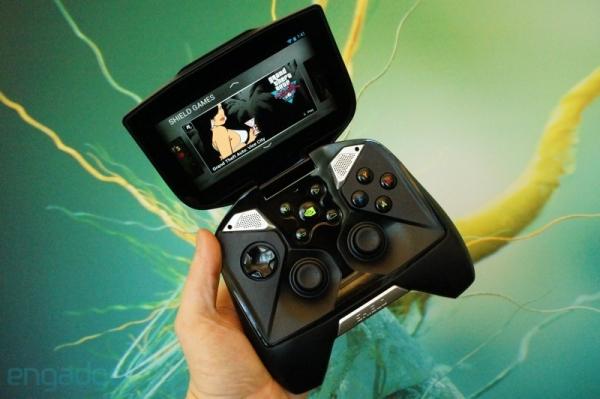 Project Shield стал полноценным продуктом Nvidia Shield
