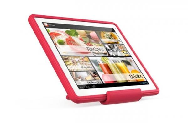 Archos ChefPad — планшет для кухни